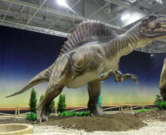 仿真恐龙动物