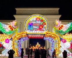 2018银川置信·三沙源迎春灯会